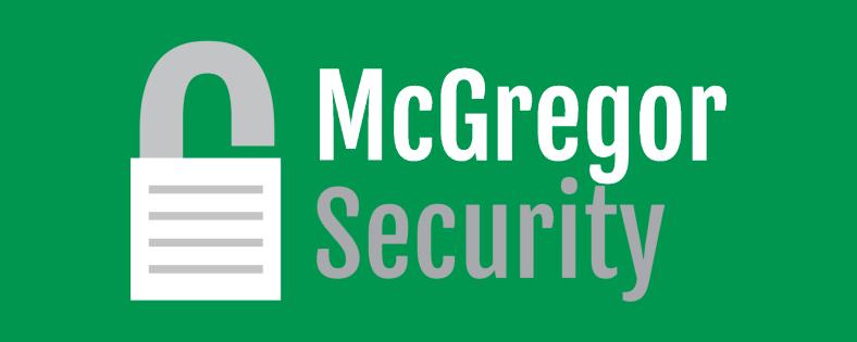 002b McGregor Security BKG