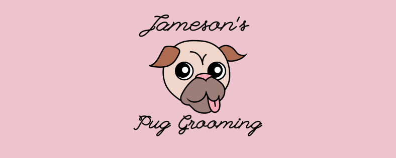 009 Jamesons Pug Grooming