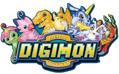 Digimon Season One Logo
