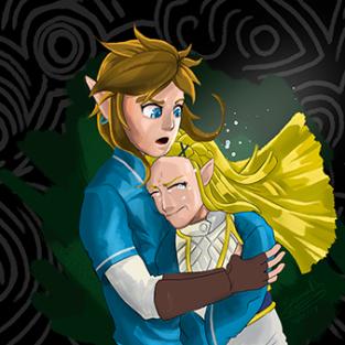 Zelda Breath Square